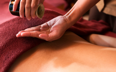 Great Oils for Postnatal Massages