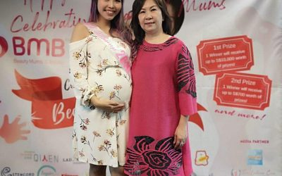 October: Mummies come together in BMB's first ever Mum Pageant
