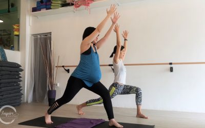Prenatal Yoga & its Benefits