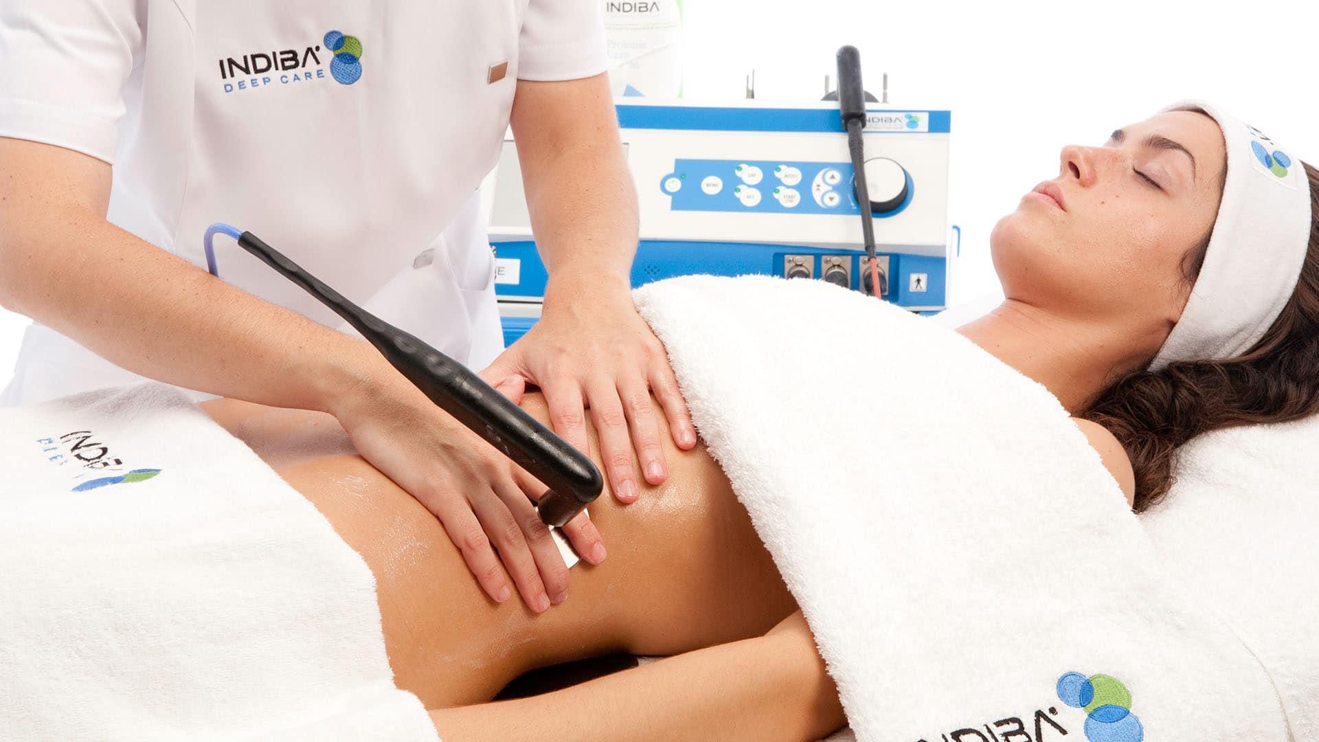 INDIBA® Deep Care Therapy - Beauty Mums & Babies